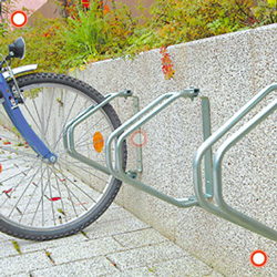 Bild TRAFFIC-LINE Wall Mounted Cycle Rack  (0)