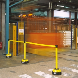 Bild TRAFFIC-LINE Hi-Vis Belt Posts  (1)