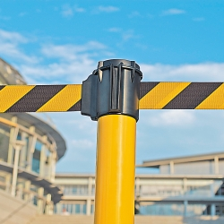 TRAFFIC-LINE Hi-Vis Belt Posts (4)