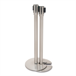 TRAFFIC-LINE Stainless Steel Belt Posts (4)