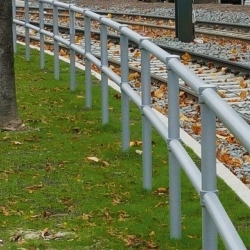 Bild TRAFFIC-LINE Railing System - URBAN  (1)