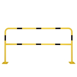 TRAFFIC-LINE Steel Hoop Guards - Light Duty (3)