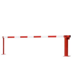 Image COMPACT  Boom Barrier with Gas damper  (1)