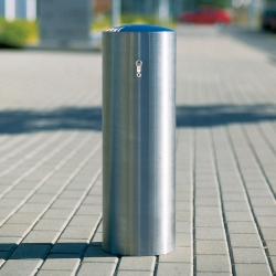 bollards: Stainless Steel Bollards
