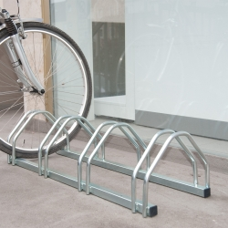bicycle parking: TRAFFIC-LINE Compact Cycle Rack