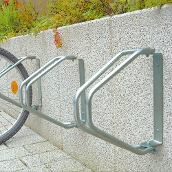 bicycle parking: TRAFFIC-LINE Wall Mounted Cycle Rack
