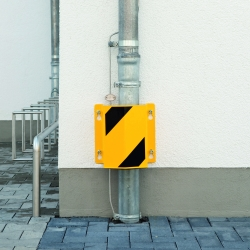 protection guards: TRAFFIC-LINE Pipe Guard