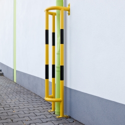 column and pipe protection: TRAFFIC-LINE Vertical Pipe Protectors
