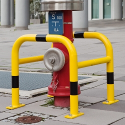 protection guards: TRAFFIC-LINE Column Protector