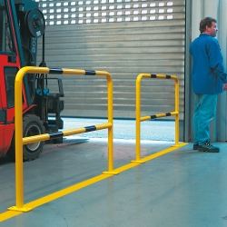 protection guards: TRAFFIC-LINE Steel Hoop Guards