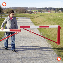 access barriers: COMPACT Barrier Gates