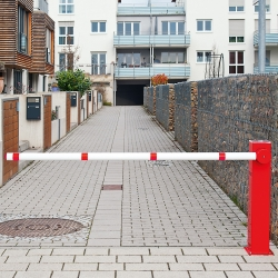 access barriers: COMPACT Electronic Boom Barrier