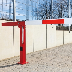 access barriers: COMPACT Boom Barrier