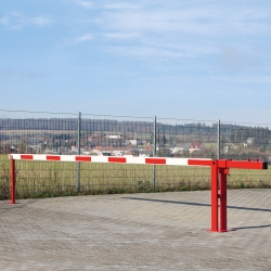 access barriers: COMPACT Counterweight Boom Barrier
