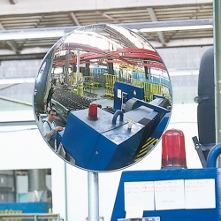 observation mirrors: DETECTIVE-X Convex Mirror
