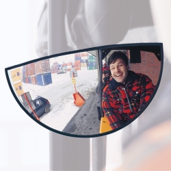 MIRROR-MASTER PLUS Forklift Mirror