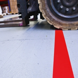 line marking and floor paint: PROline-tape Floor Marking - VINYL