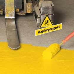 line marking and floor paint: PROline-paint Anti-slip Indoor Floor Coating