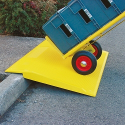 ramps, cones and site safety: TRAFFIC-LINE Ramp