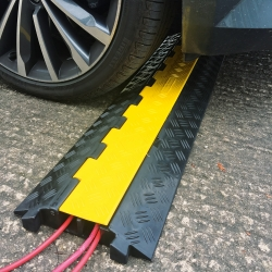 TRAFFIC-LINE Cable/HoseProtection Ramps - 2 Channels