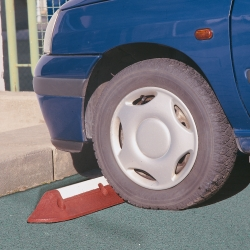 car park products: TRAFFIC-LINE Wheel Stop
