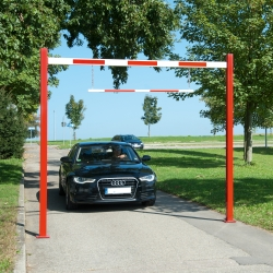 car park products: Height Restrictors