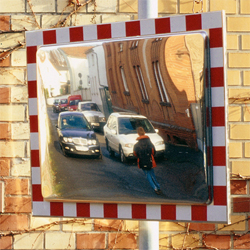 DURABEL traffic mirror