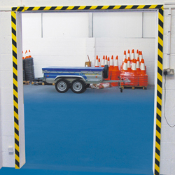 barrier tape system
