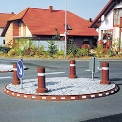 TRAFFIC-LINE rubber kerbing